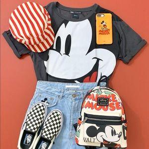 Mickey Mouse Zara Tee